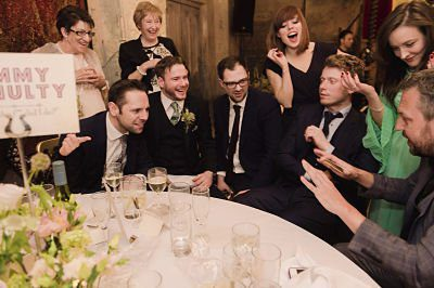 Wedding Close Up Magician for Hire UK