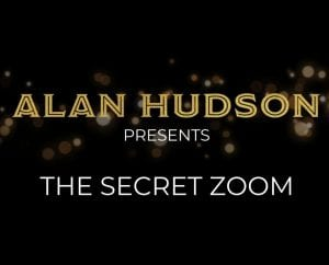 Online Magic Show - Secret Zoom