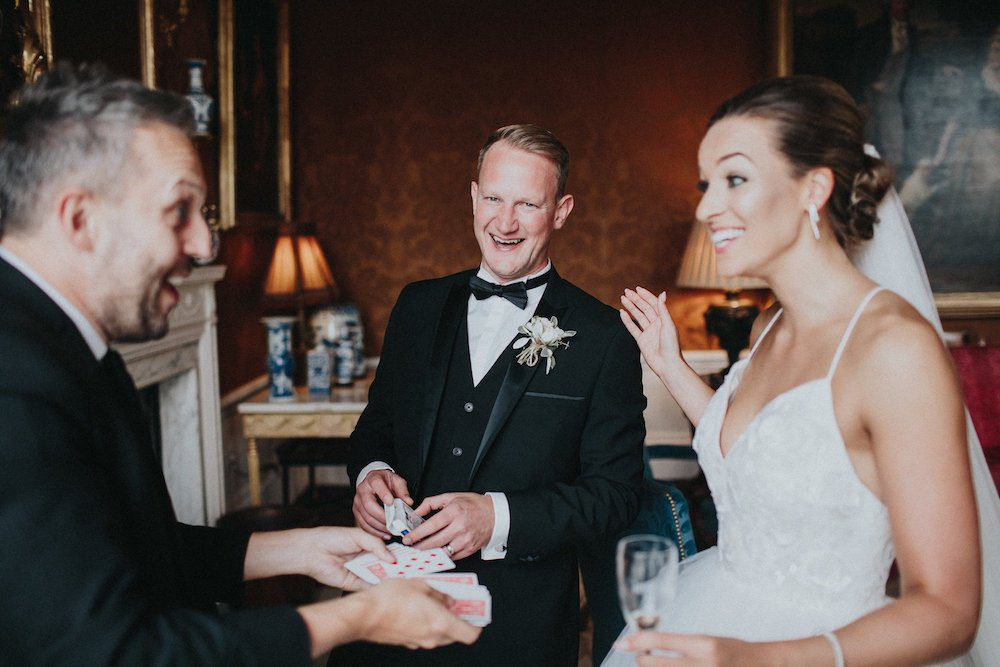 Oxford Wedding Magician