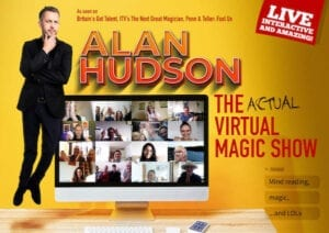 Virtual Magic Show Online