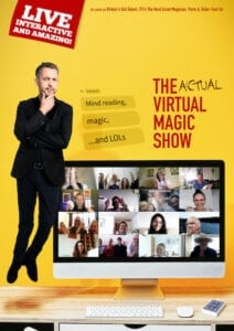 Online Virtual Magician